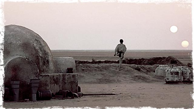 Luke: Tatooine