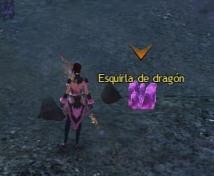 Semana de los jefes: Esquirla de dragón