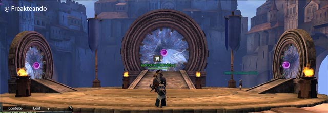 WvW: portales mapas