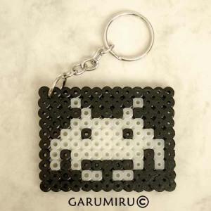 Garumiru: llavero space invaders