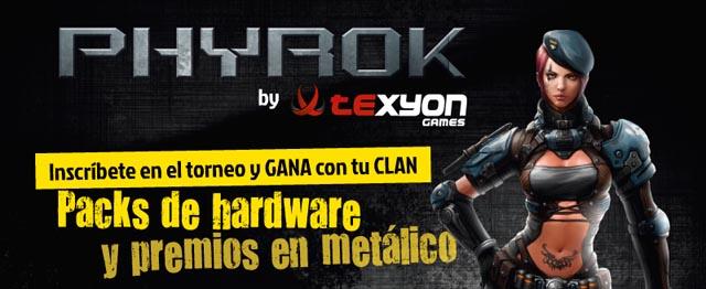 Cartel Torneo Phyrok TLP Tenerife