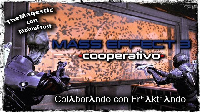 Mass Effect 3 Cooperativo